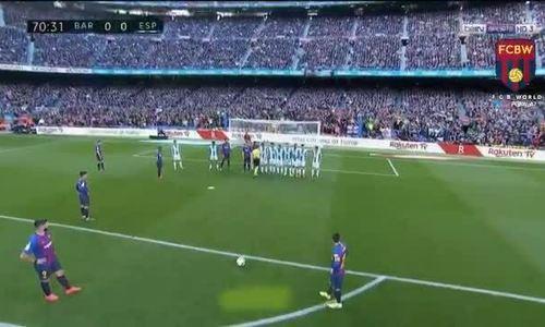 Lionel Messi just scored...