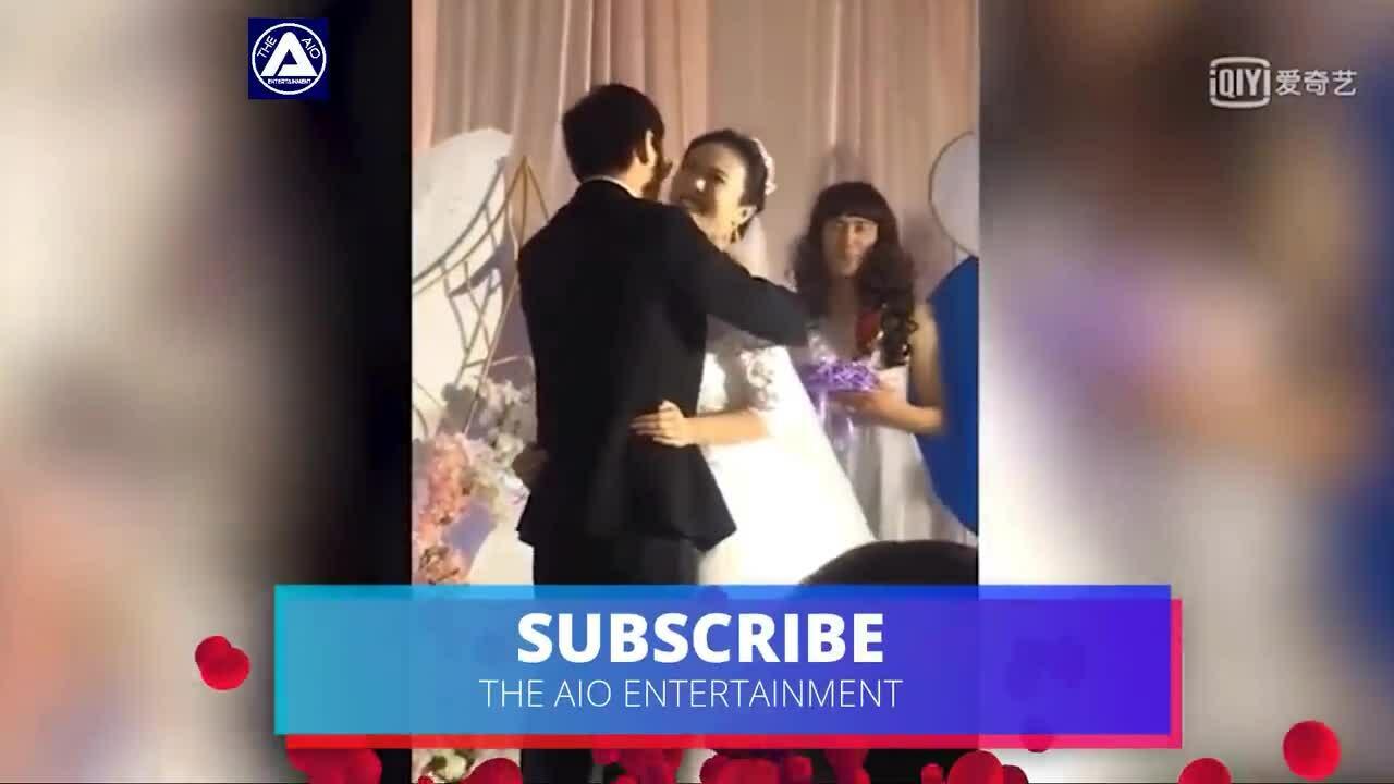 Chết cười phù dâu tại đám cưới ở Trung Quốc hóa ra là...đàn ông
