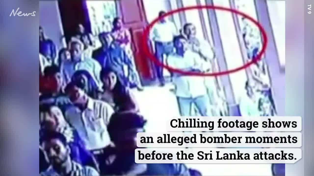 Một gia đình thoát chết hi hữu trong vụ đánh bom nhà thờ Sri Lanka