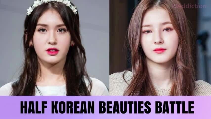 Somi và Nancy (Momoland): Ai có dòng máu lai xinh đẹp hơn?