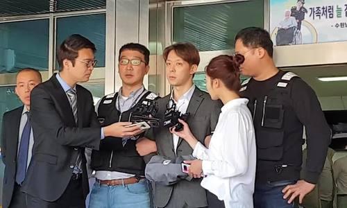 Park Yoo Chun phờ phạc, gửi lời xin lỗi khán giả vì đã nói dối