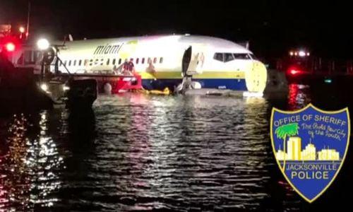 Nhân chứng kể lại giây phút kinh hoàng khi máy bay rơi xuống sông ở Mỹ