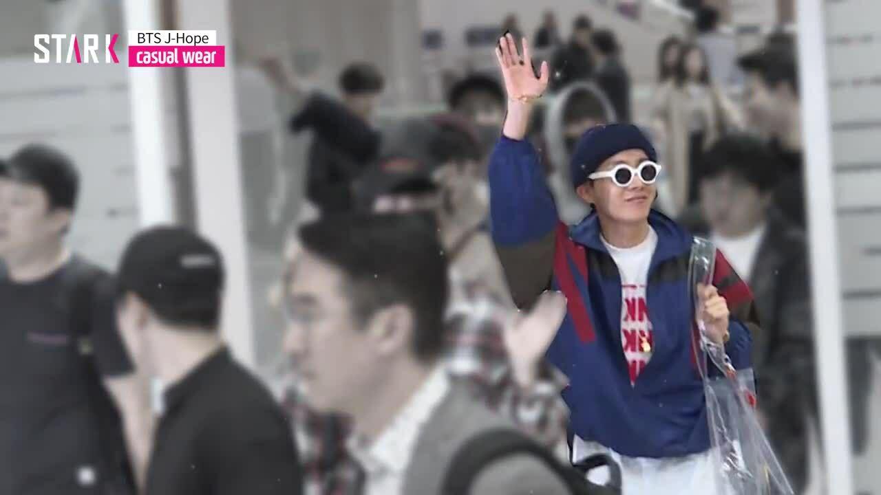 J-Hope (BTS) - chàng trai sinh ra để làm fashionista