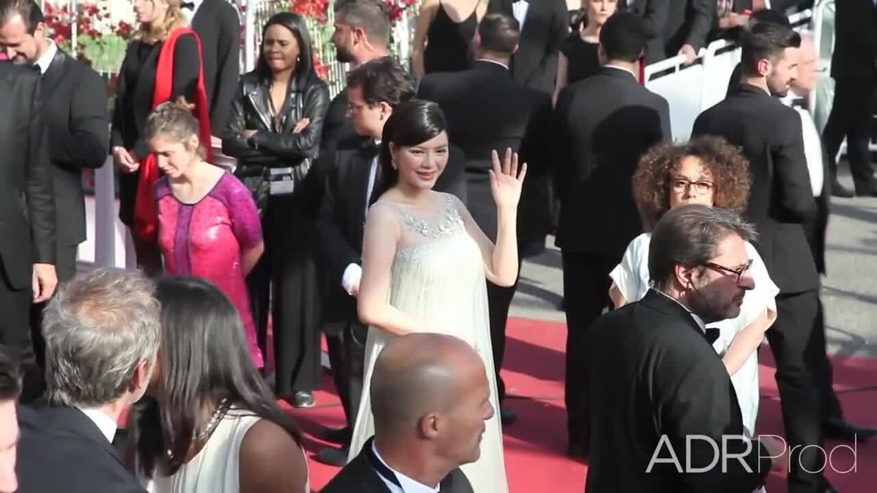 Lý Nhã Kỳ trên thảm đỏ Cannes 2016