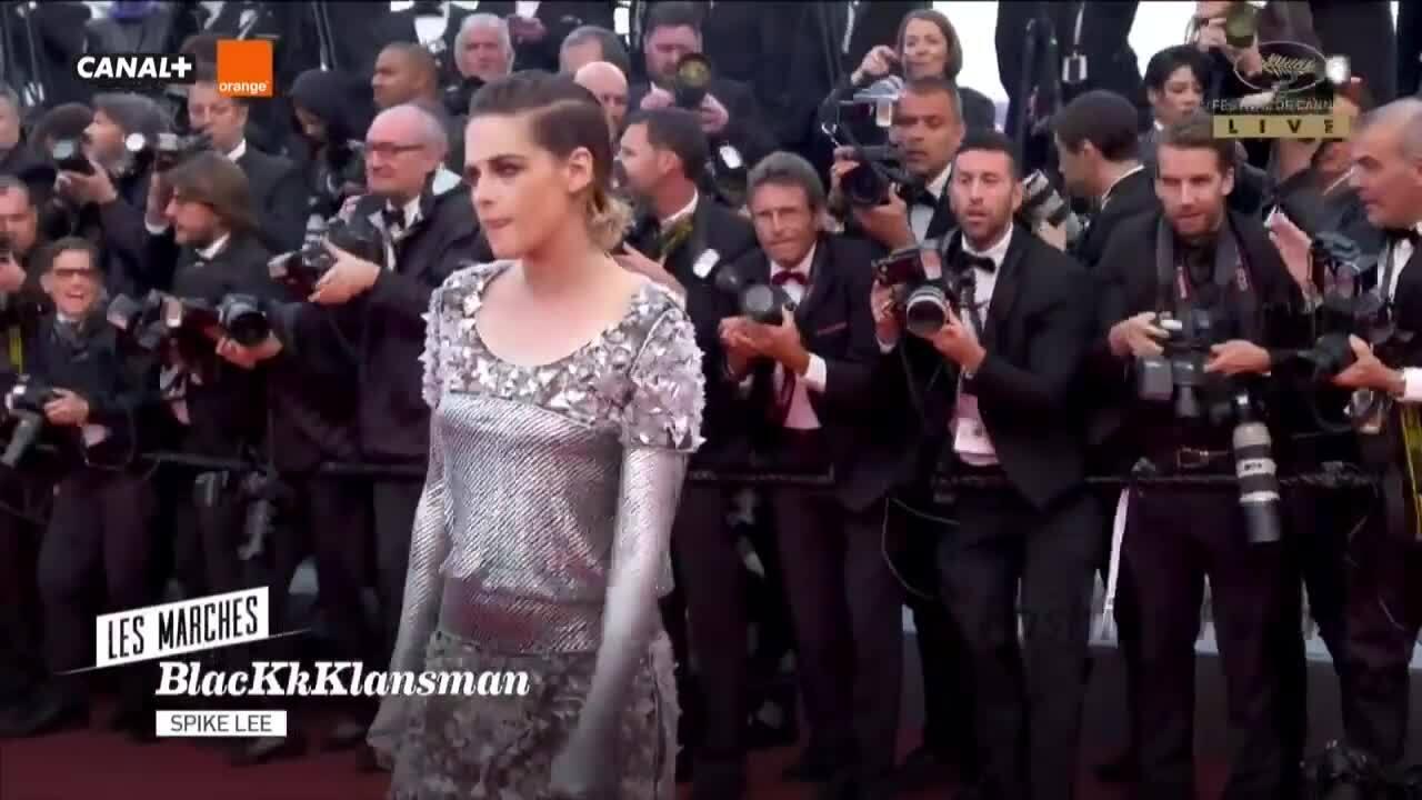 Nhìn cách đi thảm đỏ ở Cannes, biết ngay VIP hay khách thông thường