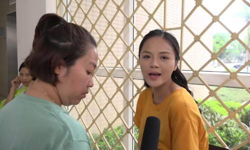 Theo chân diễn viên Thu Quỳnh phim Về nhà đi con