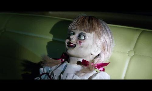 Phần mới nhất của 'Annabelle' tung trailer khiến khán giả giật mình kinh hãi