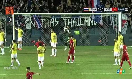 Khoảnh khắc đánh đầu ghi bàn quý giá của Anh Đức trước Thái Lan