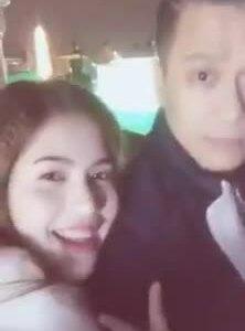 Vợ chồng Việt Anh khi hạnh phúc