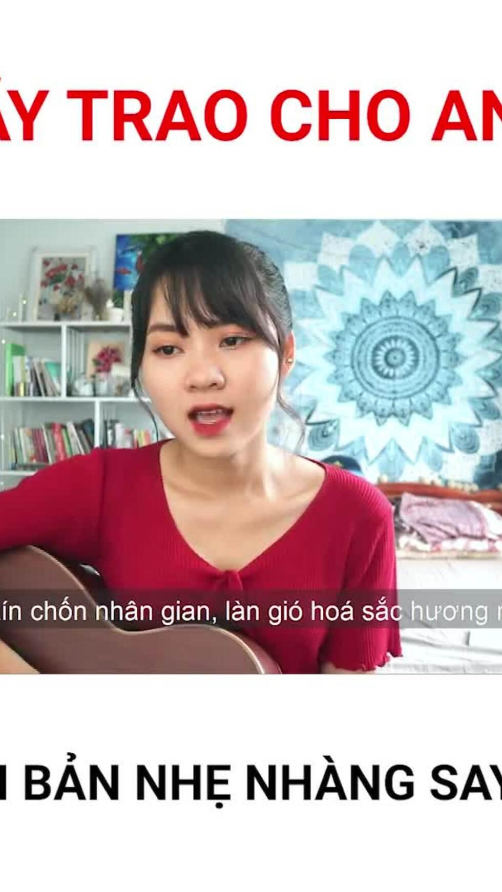 """Cover Hãy trao cho anh phiên bản ballad, """"Hotgirl nhà vệ sinh"""" Ngô Lan Hương không ngại bị ném đá"""