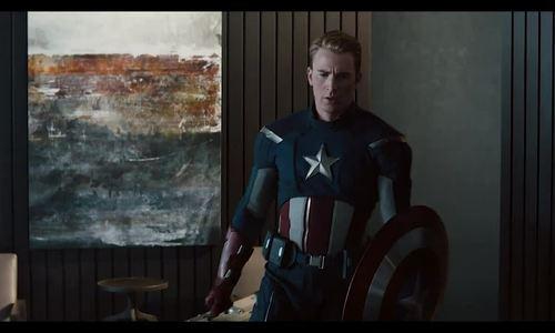 Avengers: Endgame Captain