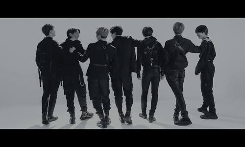 BTS gây sốt với concept cool ngầu trong teaser Army Zip