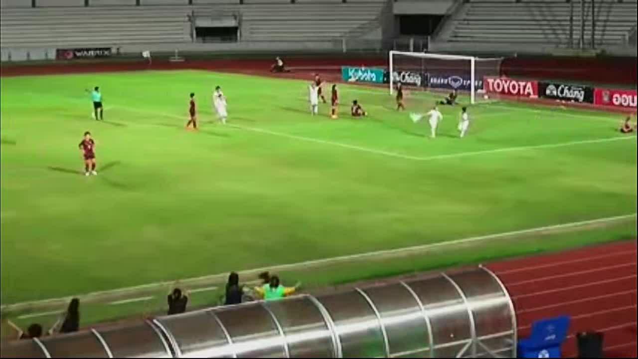 Bàn thắng duy nhất giúp ĐT nữ Việt Nam đánh bại Thái Lan giành vô địch AFF Cup
