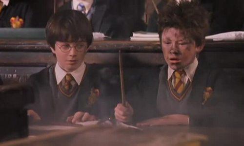 Truyện Harry Potter bị cấm vì sử dụng câu thần chú có thật