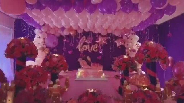 Ngọc Trinh được 'người tình bí mật' tặng quà sinh nhật
