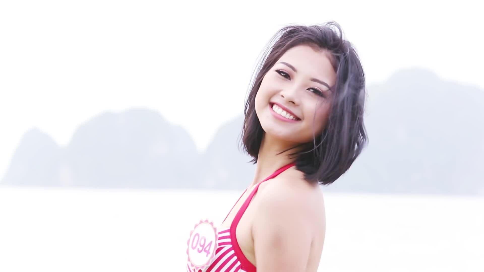 Thu Hà, Tường Linh vào top 60 Hoa hậu Hoàn vũ VN