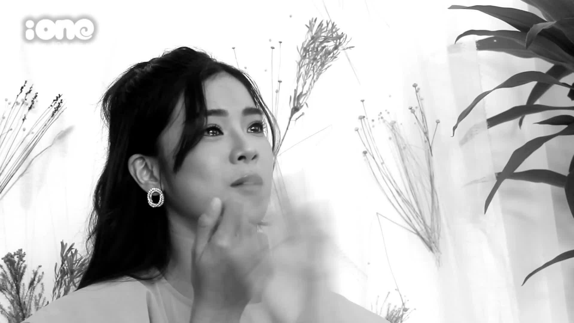 Hoàng Yến Chibi khóc nức nở kể chuyện hậu trường 'Thất Sơn Tâm Linh'