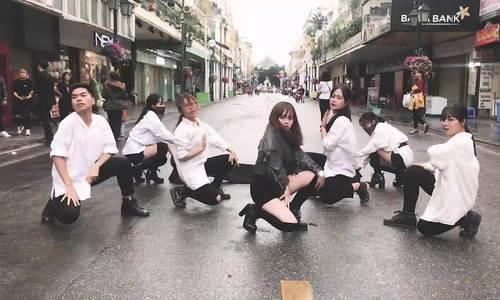 Step Up Club - Gotta Go (CHUNGHA)