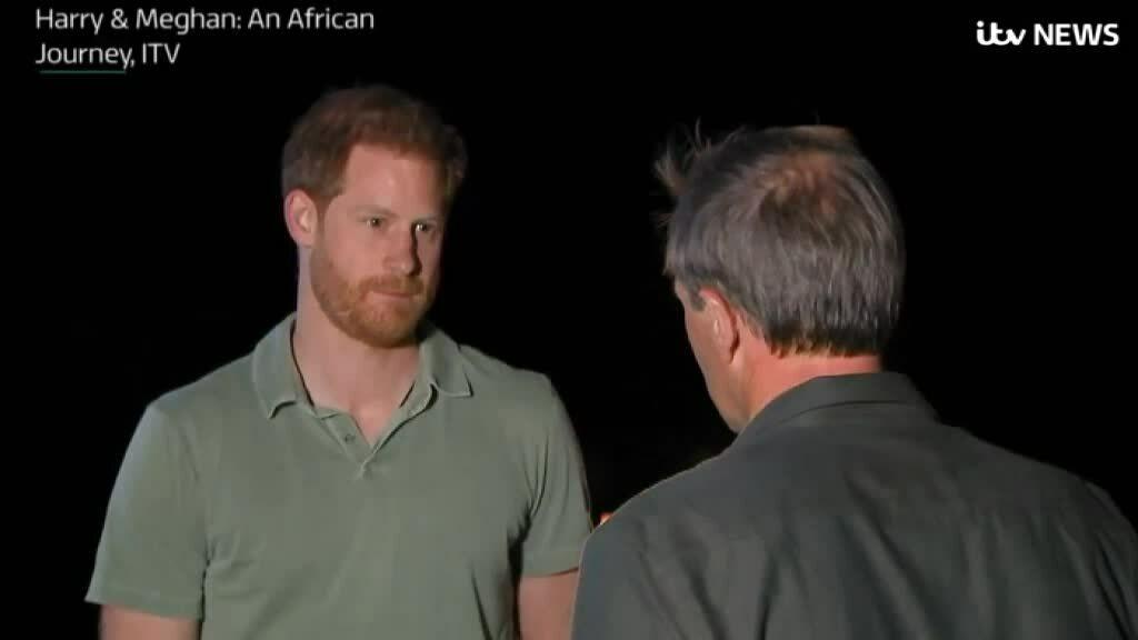 Hoàng tử William 'lo lắng' cho em trai sau bộ phim tài liệu mới phát sóng