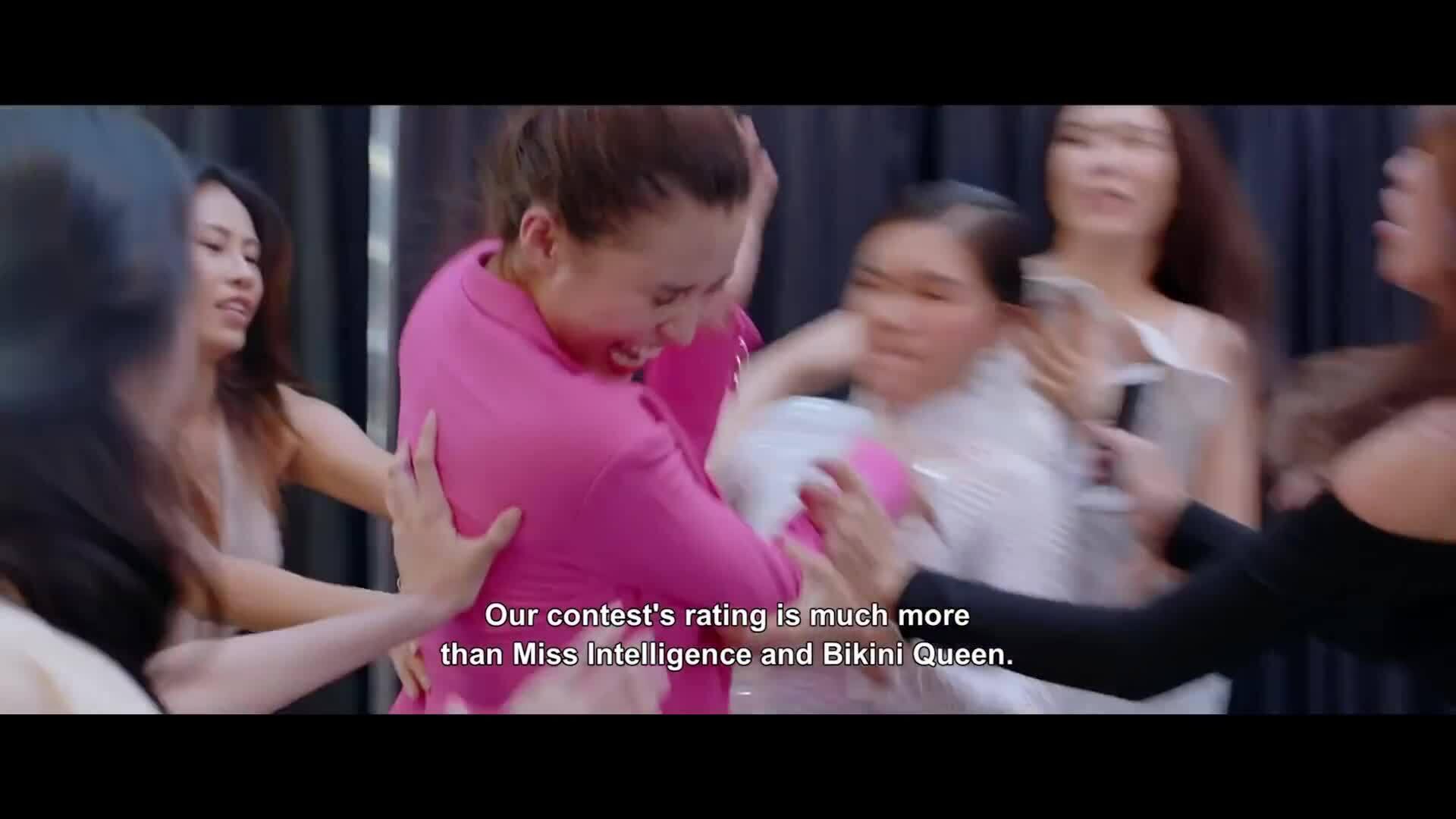 Hoa hậu giang hồ Trailer