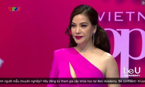 Trương Ngọc Ánh ở VNTM 2017