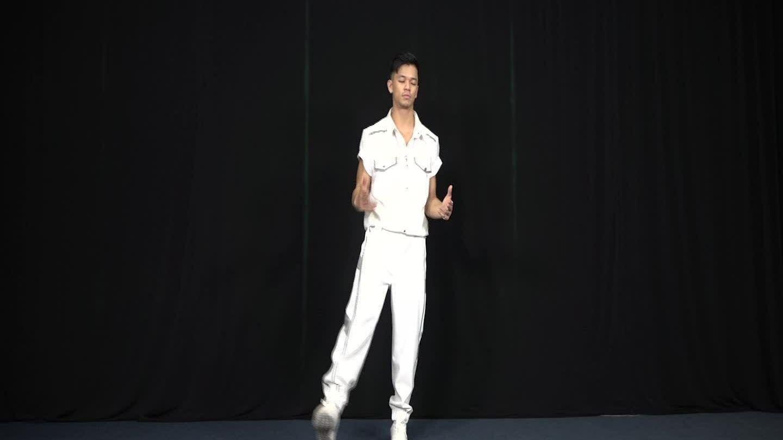 Trọng Hiếu nhảy cover BTS cực đỉnh