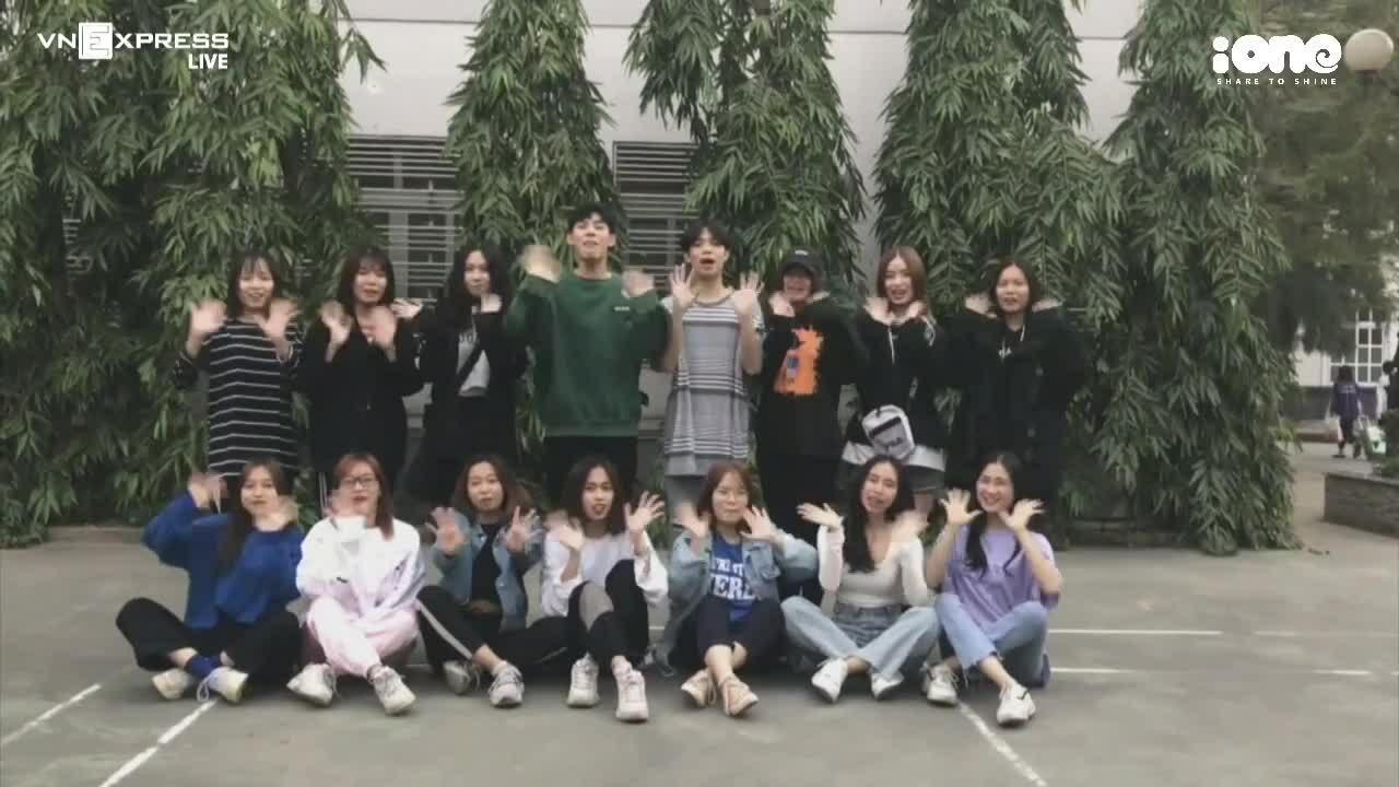 Grooza Team ĐH Văn Hóa