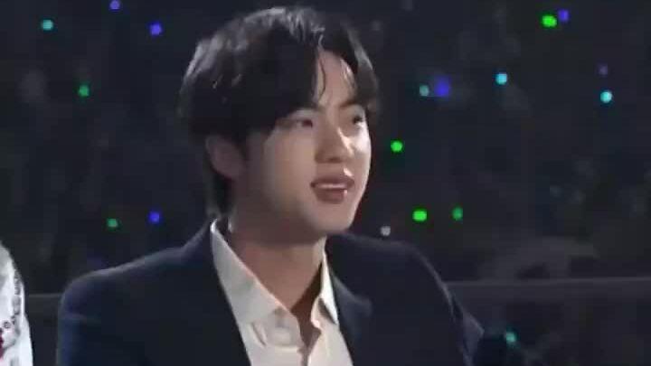 Jin funny MAMA
