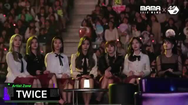 TWICE reaction Chungha