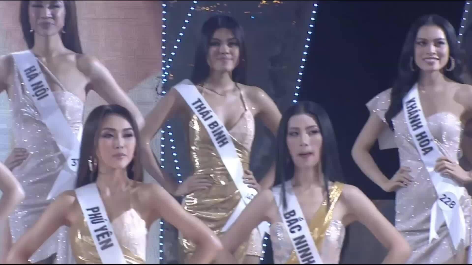 Những phần thi của Nguyễn Trần Khánh Vân trong đêm chung kết Hoa hậu Hoàn vũ VN