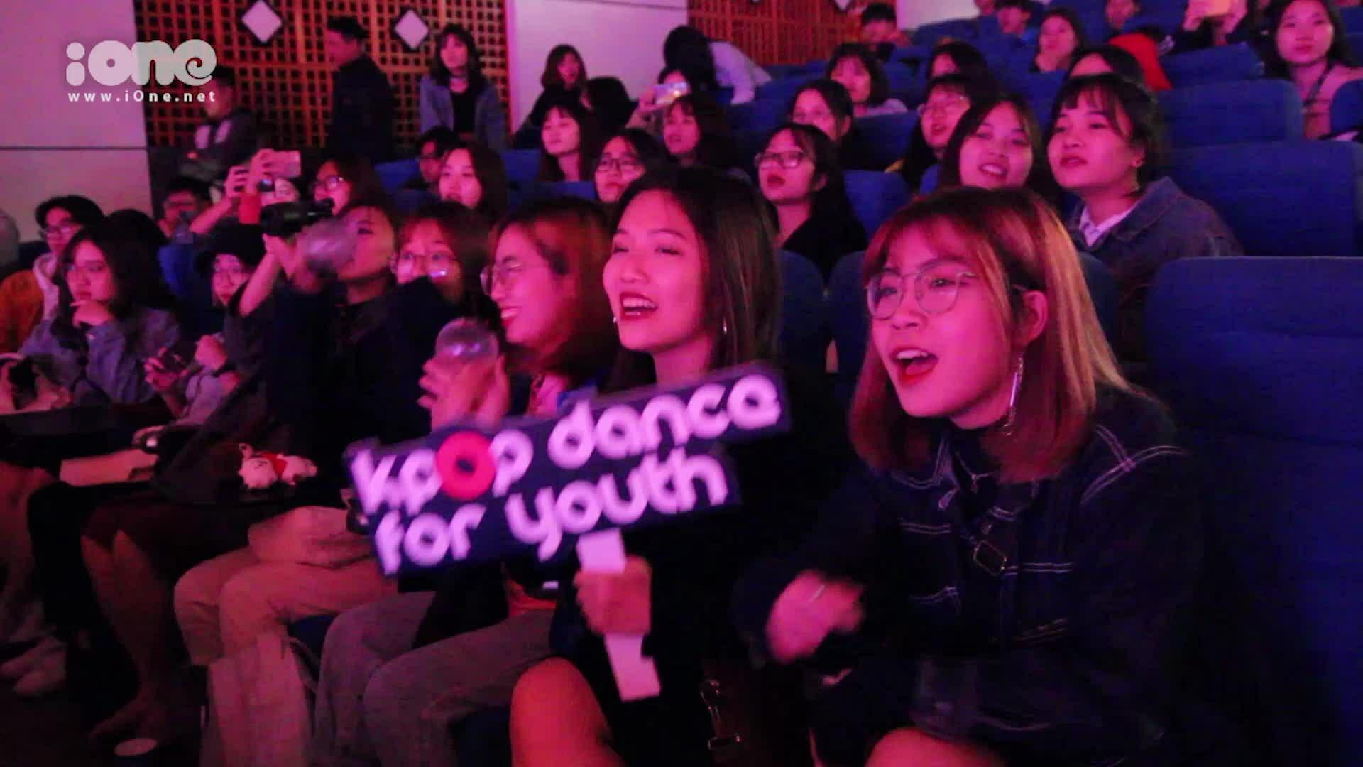 Khán giả 'sung hết nấc' với các màn biểu diễn chung kết Kpop Dance For Youth