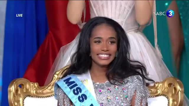 Toni-Ann Singh bật khóc đăng quang Miss World 2019