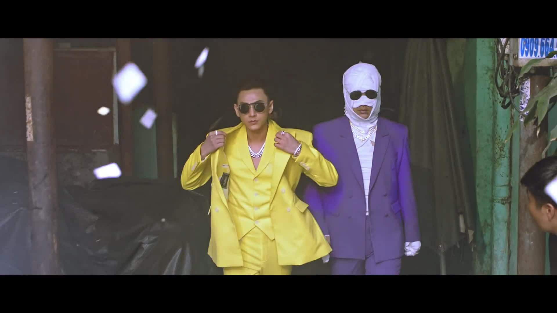 MV 'Anh em ta là cái gì nào' - Isaac