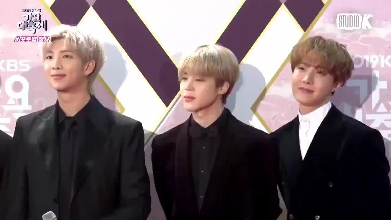 BTS, Twice, Irene: Những visual 'đen đủi' nhất KBS Gayo Daechukje