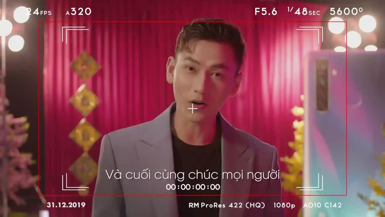 Isaac hóa 'người nhện' Đặng Văn Lâm trong MV Tết