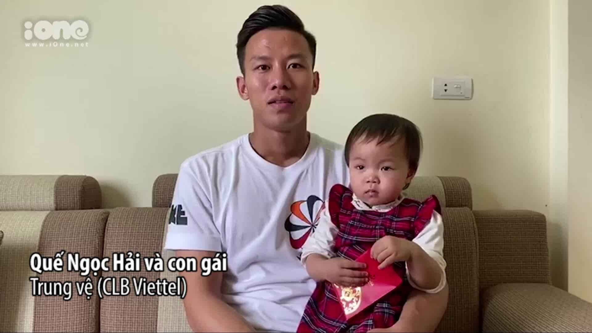 Quế Hải, Văn Đức, Minh Vương chúc tết độc giả iOne