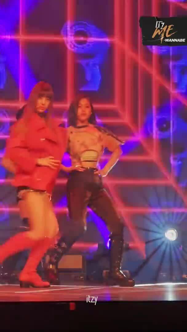 Động tác vũ đạo của Ryu Jin (ITZY) khiến netizen choáng váng