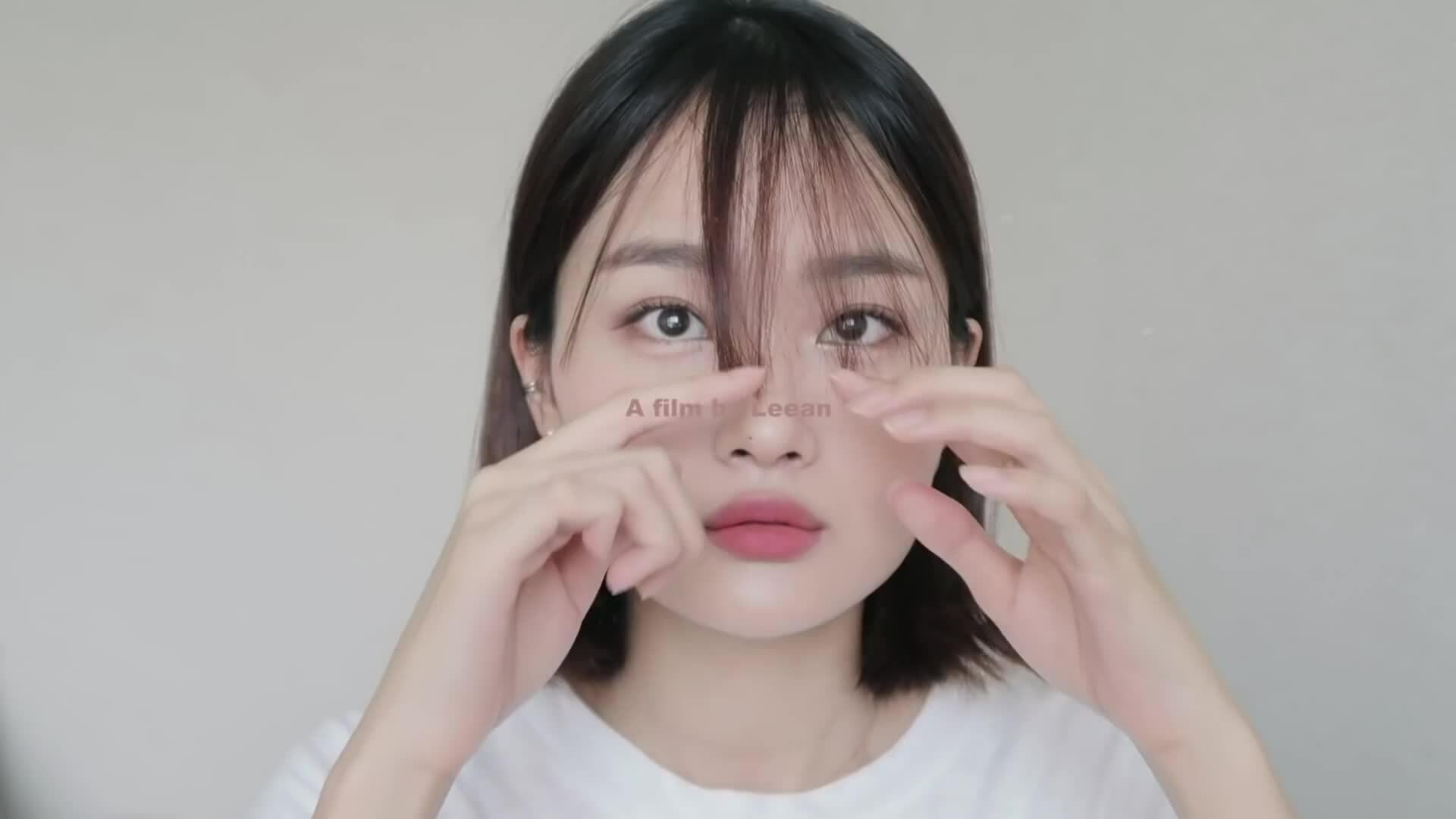 Cách tự cắt tóc mái tại nhà chuẩn Hàn Quốc -Leeanrfilm