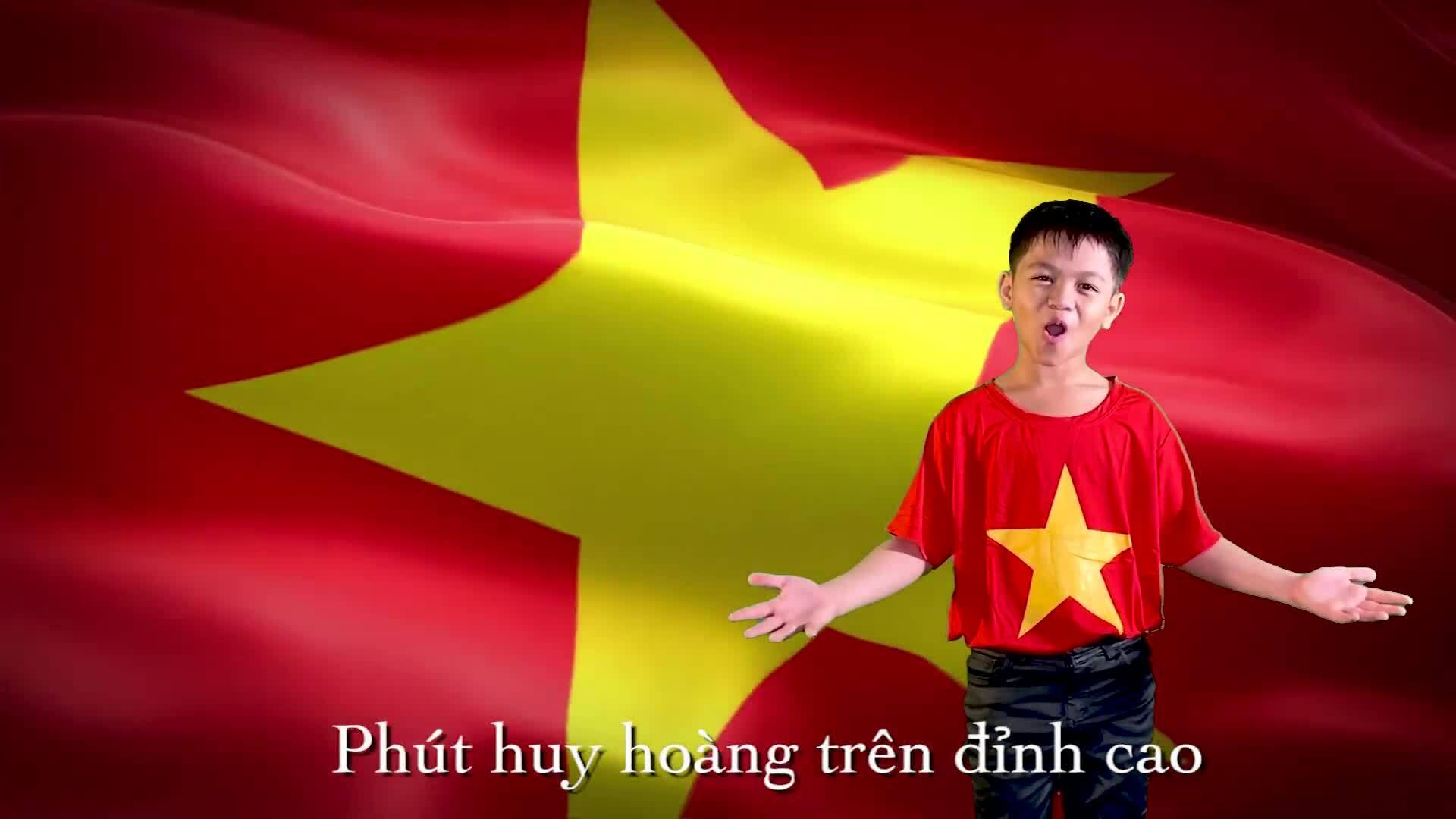 MV '90 Triệu trái tim' cổ vũ tinh thần Việt Nam vượt qua Covid-19.