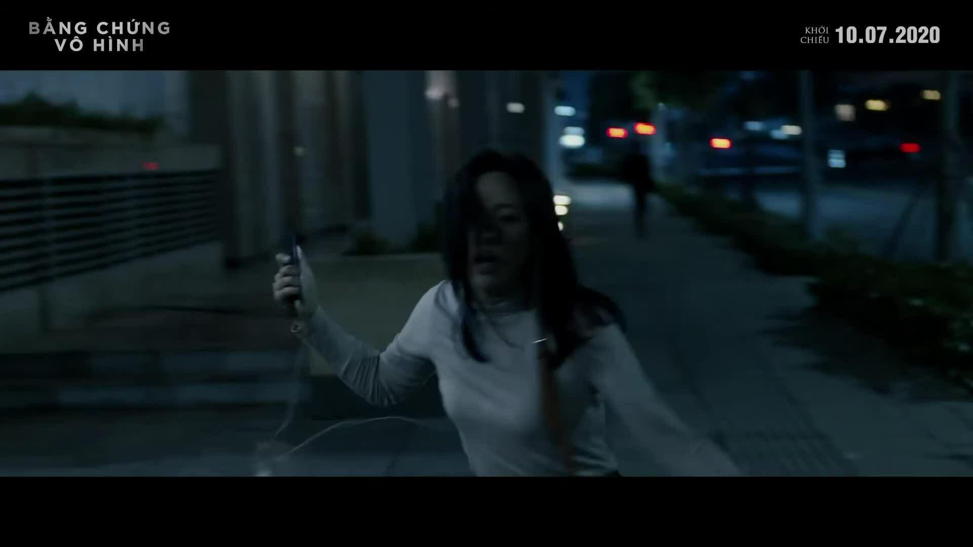 Trailer 'Bằng chứng vô hình'