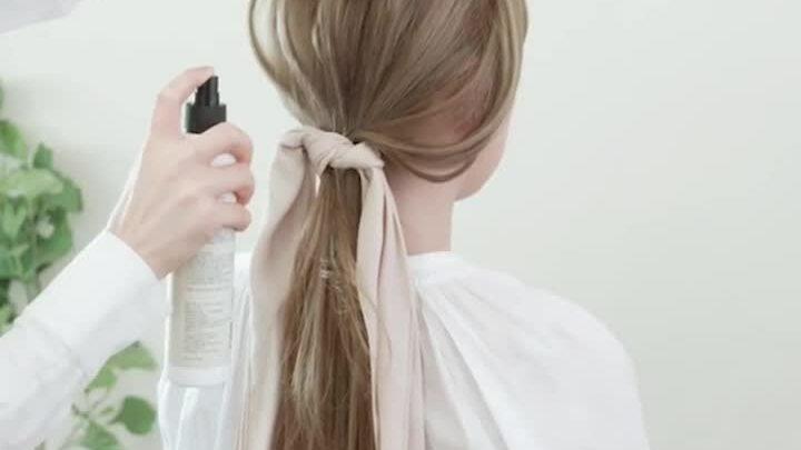 7 kiểu buộc cho tóc dài khiến chị em mê mẩn