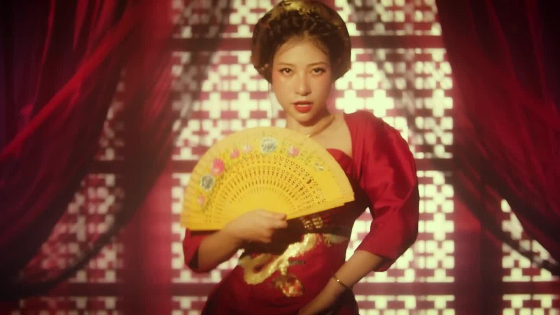 Giọng ca 'Túy âm' hóa kỹ nữ trong MV kết hợp với K-ICM