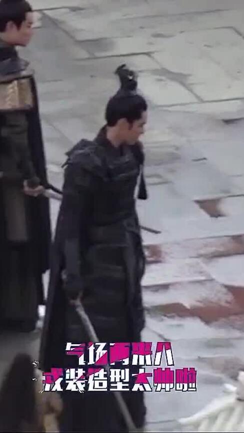 Dương Tử bị chê béo trên trường quay 'Thanh trâm hành'