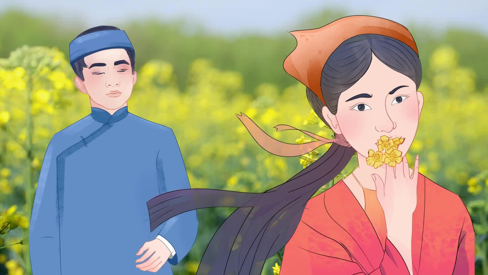 Trung Quang làm MV hoạt hình dễ thương