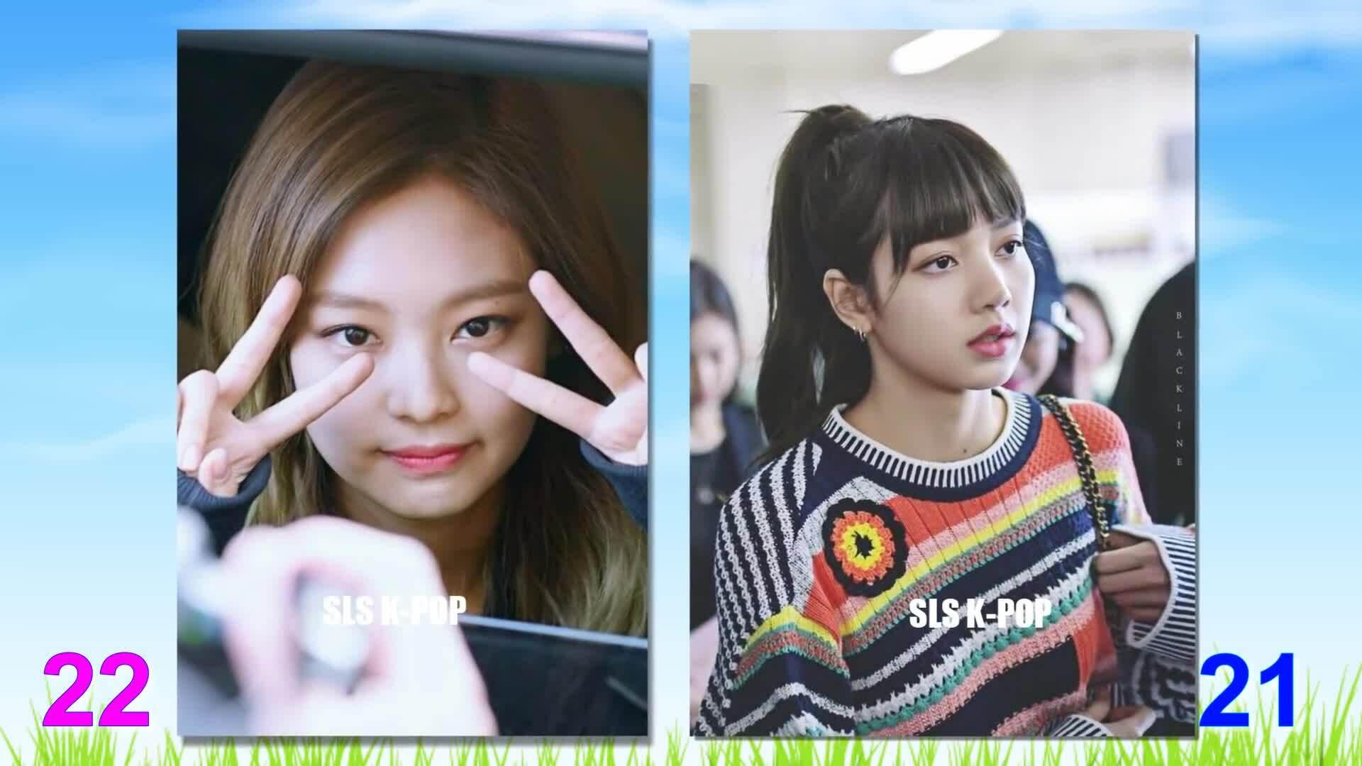 Jennie và Lisa: Ai xinh hơn?
