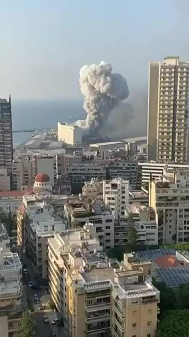 Nổ ở Lebanon