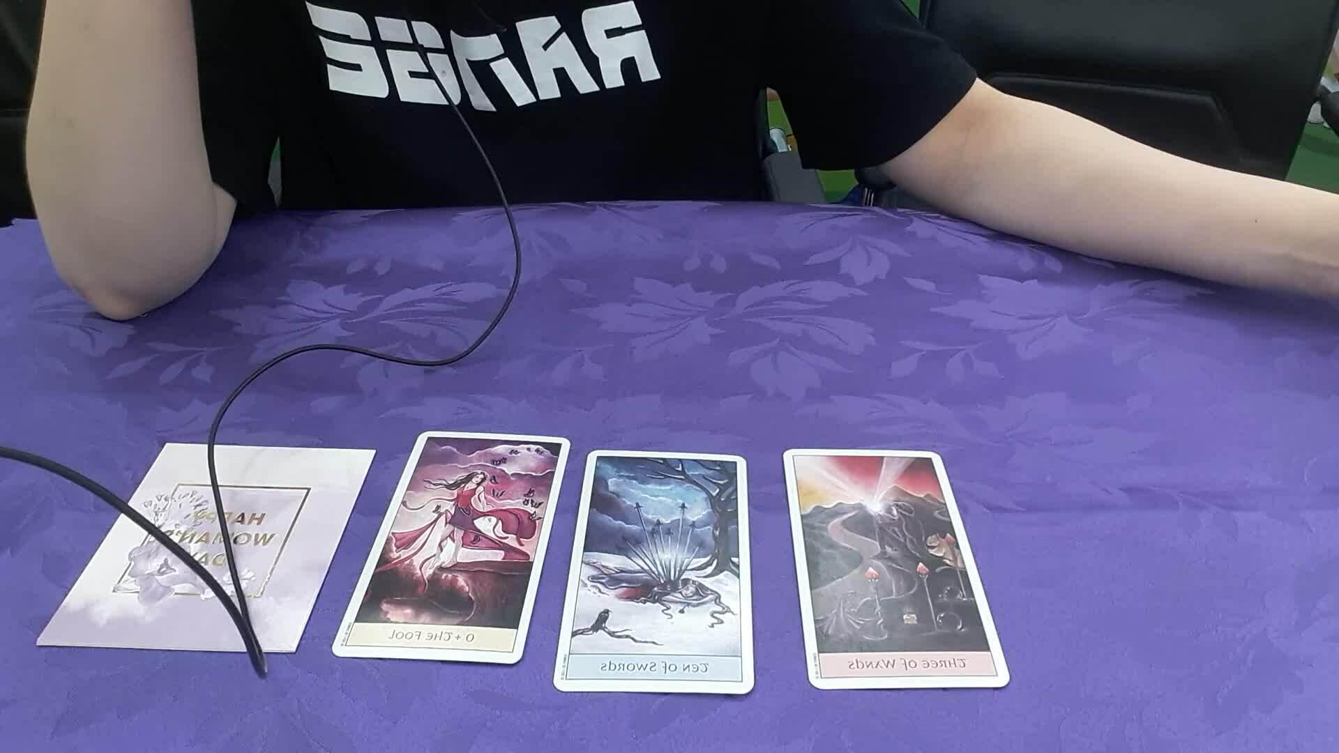 Video Tarot: Rốt cuộc, tình cảm mà họ dành cho bạn ở hiện tại là gì? (Bài clone - 1)
