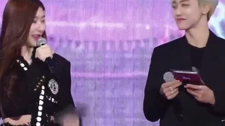 Tương tác đáng yêu giữa thành viên ITZY và mỹ nam NCT gây 'bão'