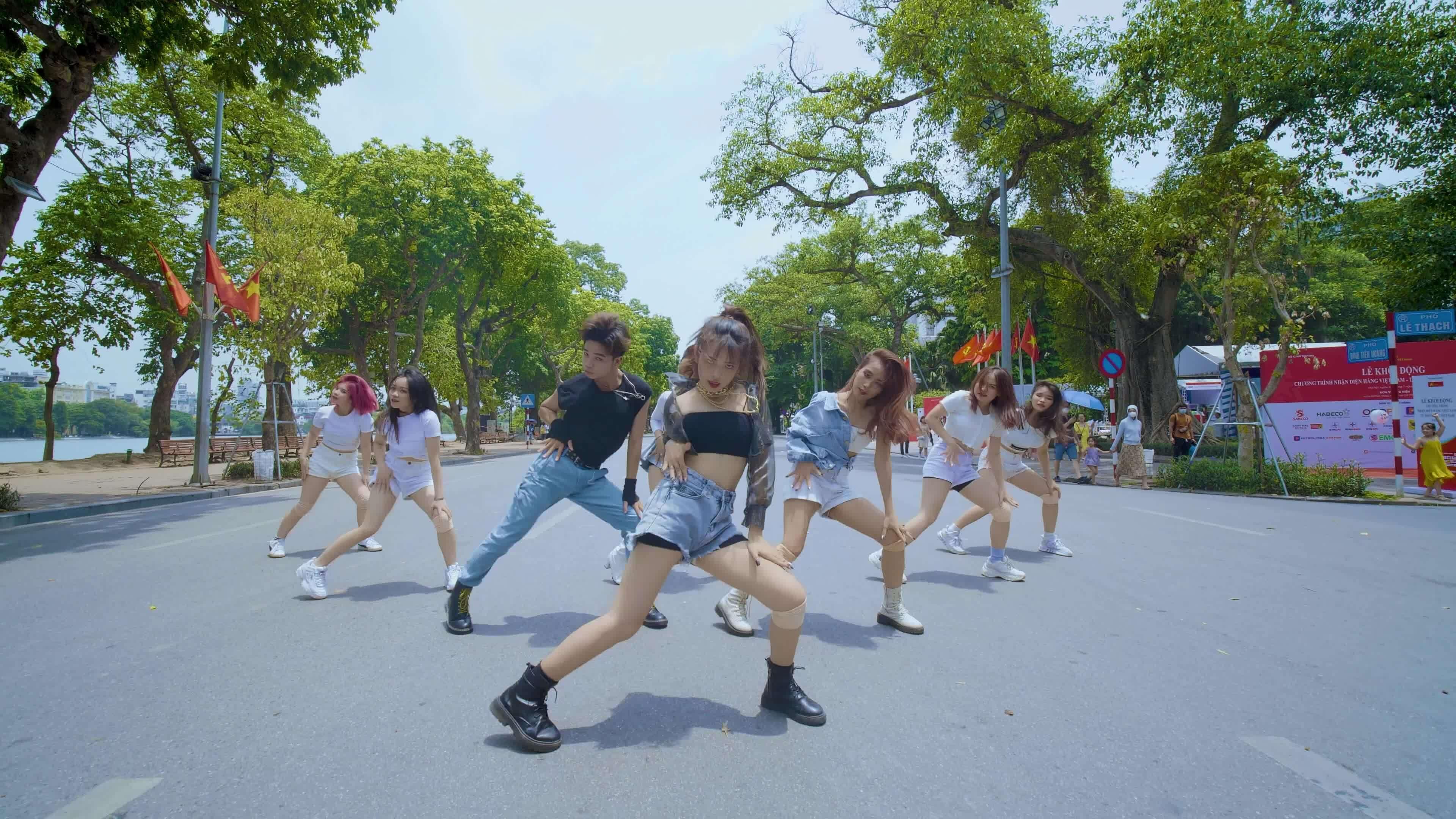 UniG Dance Team | How You Like That