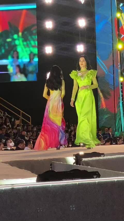 Cẩm Đan tại Hoa hậu Việt Nam